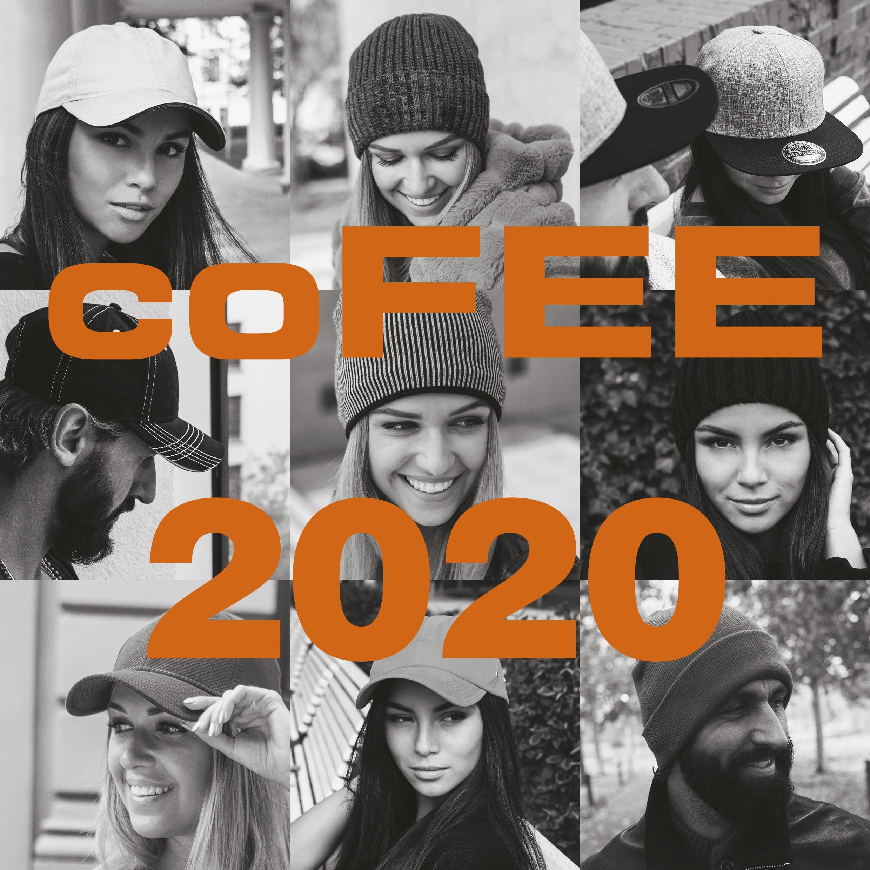 Кепки Cofee