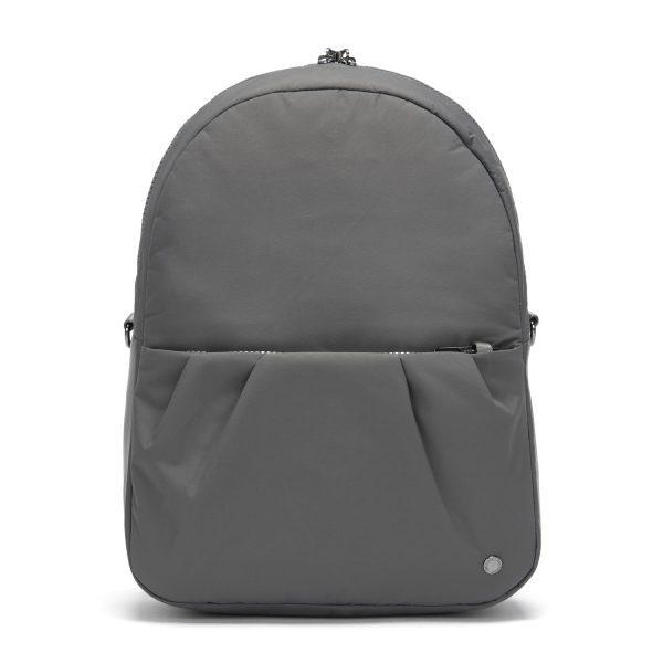 """Жіночий рюкзак трансформер """"антизлодій"""" Citysafe CX Convertible Backpack ECONYL, 6 ступенів захисту 3"""