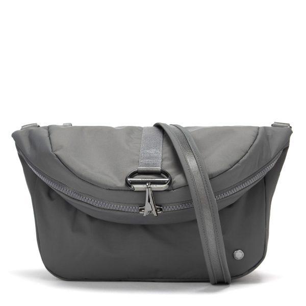 """Жіночий рюкзак трансформер """"антизлодій"""" Citysafe CX Convertible Backpack ECONYL, 6 ступенів захисту 4"""