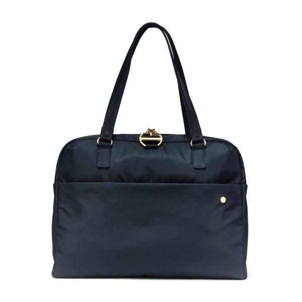 """Жіноча сумка через плече """"антизлодій"""" Citysafe CX slim. 6 ступенів захисту 3"""