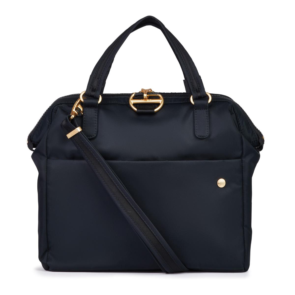 """Сумка через плече, """"антизлодій"""", Citysafe CX Satchel Handbag, 6 ступенів захисту 2"""