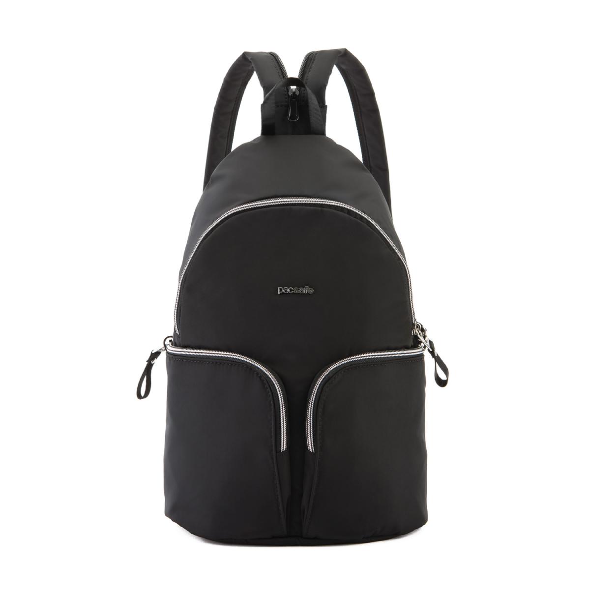 """Жіночий рюкзак """"антизлодій"""" Stylesafe, 6 ступенів захисту 1"""