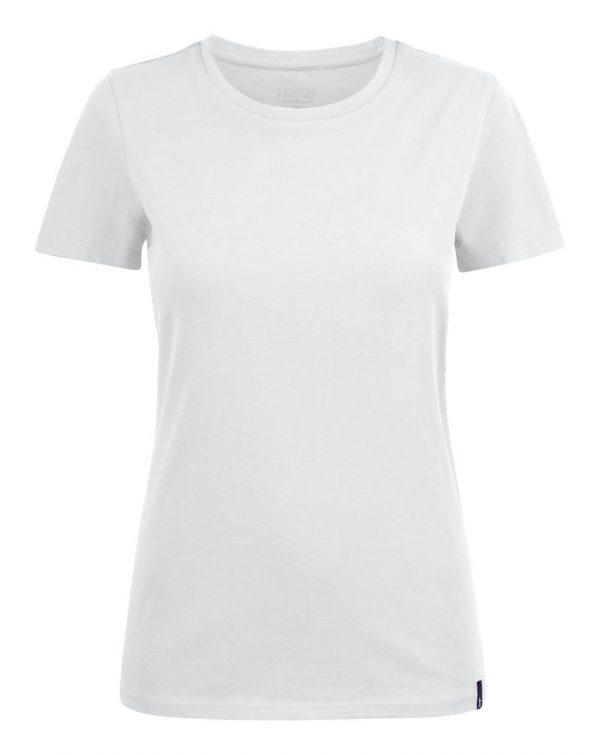 Жіноча футболка з U-подібним вирізом American U Lady від ТМ James Harvest 3