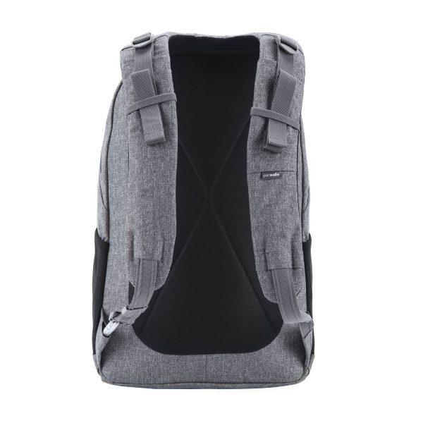 """Рюкзак для ноутбука Pacsafe Metrosafe LS450 15 """","""" антизлодій """", 6 ступенів захисту 4"""