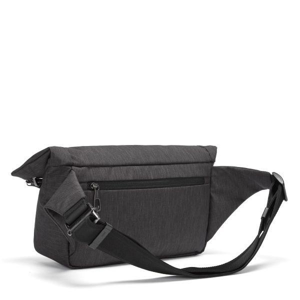 """Сумка через плече """"антизлодій"""" Metrosafe X sling pack, 6 ступенів захисту 4"""