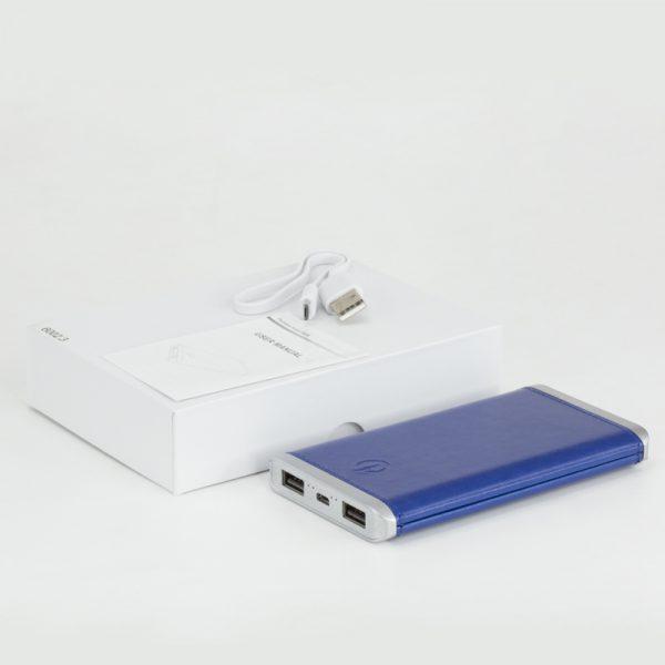 Повербанк Luxen, 6000 mAh, 2 USB 4