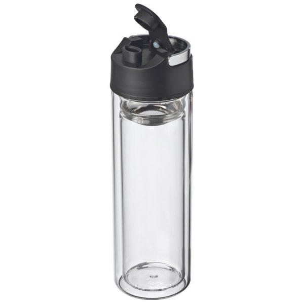Пляшка для води Mсollection Glassy, скляні, 550 мл 3