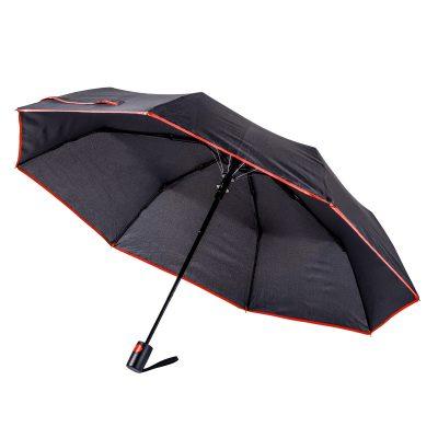 Складна напівавтоматична парасолька Bergamo SKY
