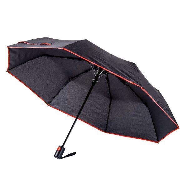 Складна напівавтоматична парасолька Bergamo SKY 3