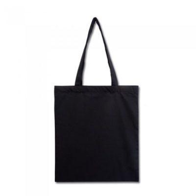 Еко сумка з бавовни 240 г\м2, чорна