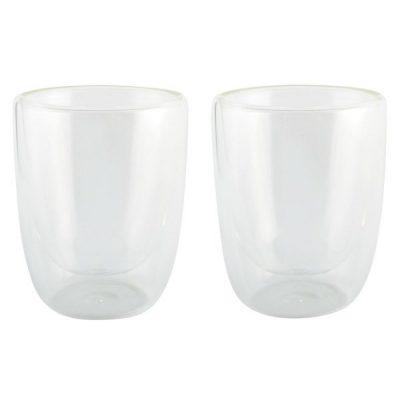 Склянки з подвійними стінками DRINK LINE, 300 мл