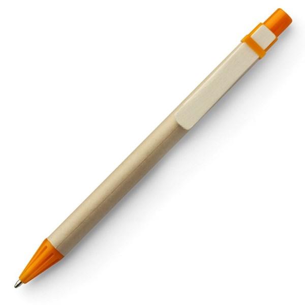Кулькова ручка з переробленого картону 3