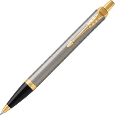 Ручка кулькова Parker «IM Core Black CT»