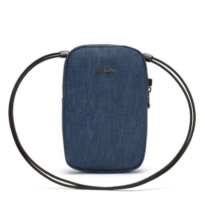 Сумка RFIDsafe travel crossbody bag, 3 ступеня захисту